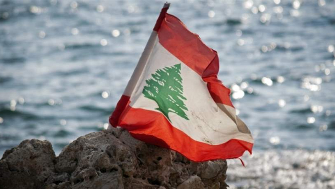 علامة شطب على لبنان!