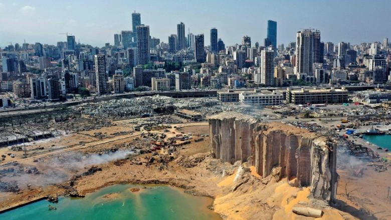 انفجار بيروت الكبير بين المأساة والملهاة