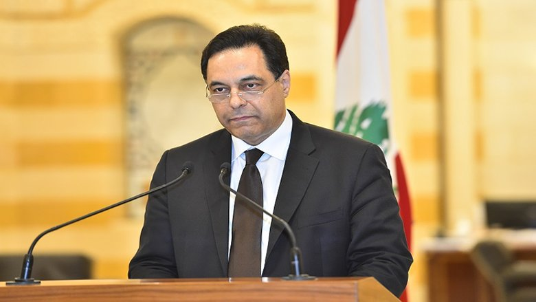 """دياب أطلق """"رصاصة الاستقالة"""" على حكومته هرباً من محاكمة نيابية"""