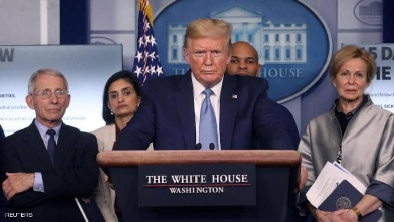 ترامب: الجهاز السرّي أطلق النار على مسلّح خارج البيت الأبيض