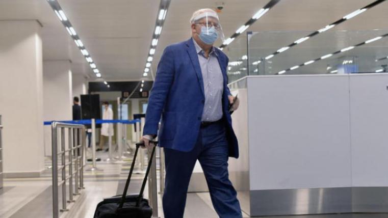 نتائج فحوصات إضافية وصلت إلى مطار بيروت