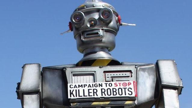 """قلق دولي من """"الروبوت القاتل"""".. تعرفوا عليه"""