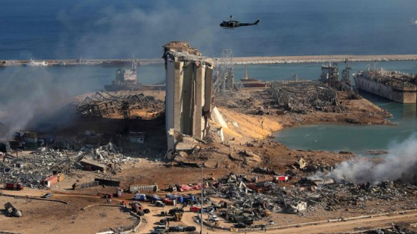 بيروت في الصراع الإقليمي