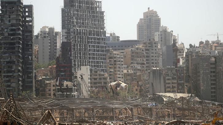 اعفاء الأبنية المتضررة من ضريبة الاملاك المبنية