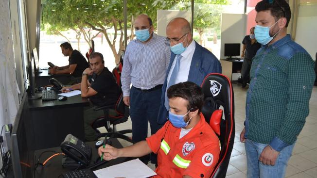 بلدية طرابلس وضعت خطين ساخنين لمتابعة جائحة كورونا