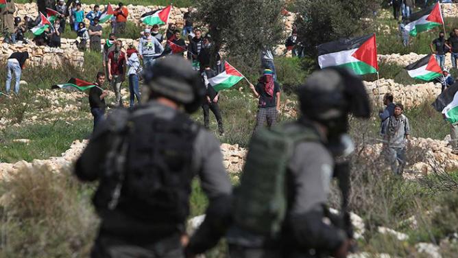 إستئناف التنسيق الأمني بين اسرائيل وفلسطين
