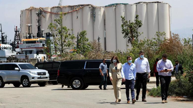 زيارات أميركية متتالية إلى لبنان.. ووعد من هيل للمتظاهرين