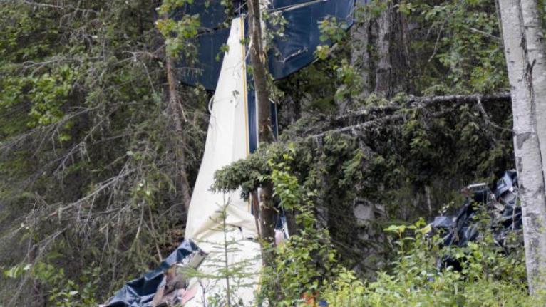 مقتل نائب امريكي و 7 أشخاص في تحطم طائرة