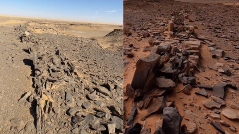 """أقدم من الأهرامات بآلاف السنين.. اكتشاف أسرار """"البوابات"""" في السعودية"""