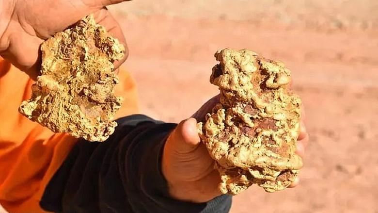 عائلة أسترالية تعثر على كنز ذهبي ثمين