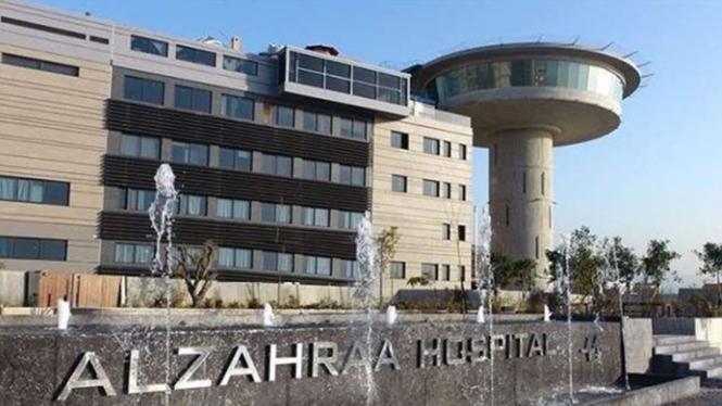 سفير مصر من مستشفى الزهراء الجامعي: الجسر الجوي مستمر في دعم لبنان لينهض من جديد