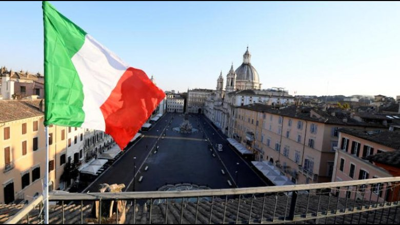 مساعدات ايطالية الى لبنان دعما للمتضررين من الانفجار