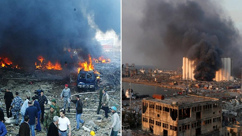 """""""المجلس الأطلسي"""": مستقبل لبنان السياسي... بين انفجارين"""