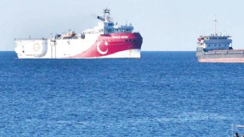 تركيا ترفض التراجع وأوروبا تدعم اليونان.. ملامح حرب بشرق المتوسط