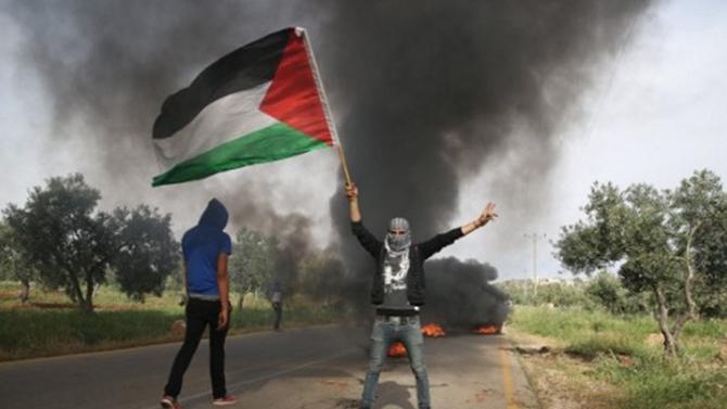 الخيار المتبقي للفلسطينيين