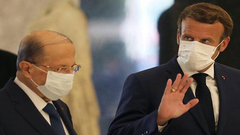 """ضغط الخارج أملى الاستشارات... ماكرون """"يبلّ يده"""" بالوحل اللبناني درءاً للحرب"""
