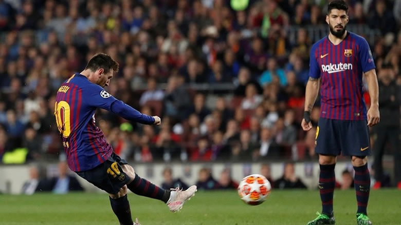 رابطة الدوري الإسباني تنهي الجدل حول دفع الشرط الجزائي في عقد ميسي