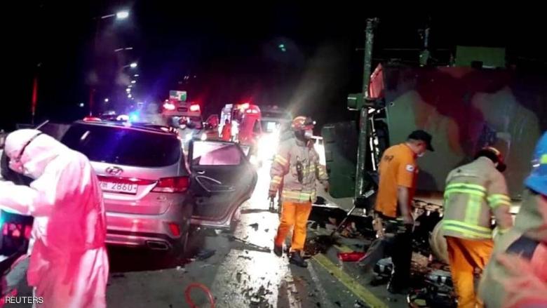 حادث سير يعلّق تدريبات الجيش الأميركي في كوريا الجنوبية