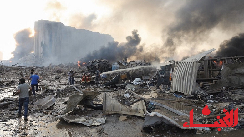 انفجار هائل هزّ لبنان.. التضامن يسمو فوق الكارثة