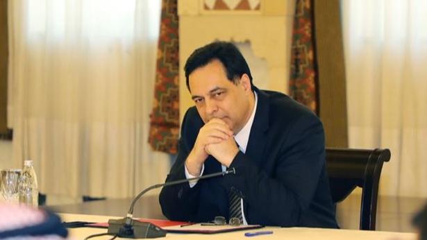 دياب: المسؤولون سيحاسبون.. ونناشد الاصدقاء لمساعدة لبنان