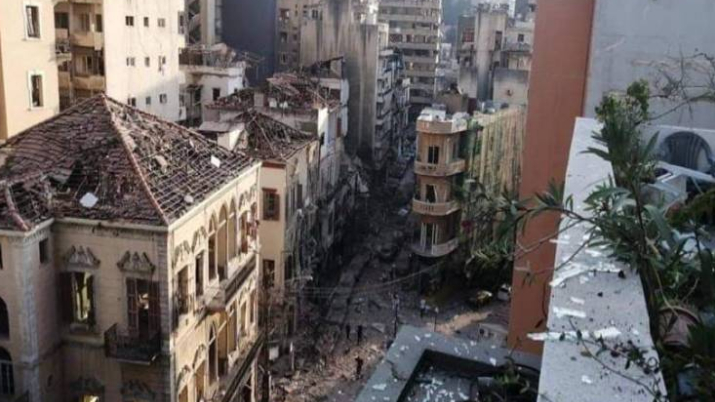 يا وجع بيروت