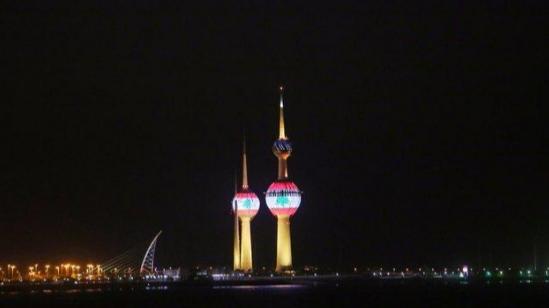بالفيديو: هكذا تضامنت الكويت مع لبنان