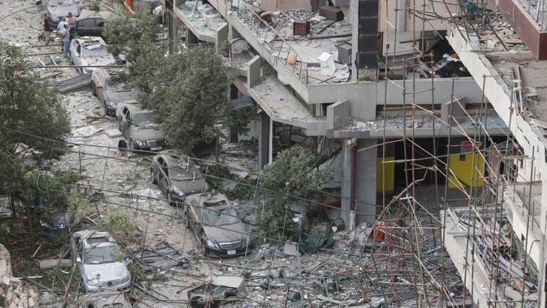 أطلال بيروت ترسم صورة السلطة السوداء... والمطلوب الحقيقة كاملةً