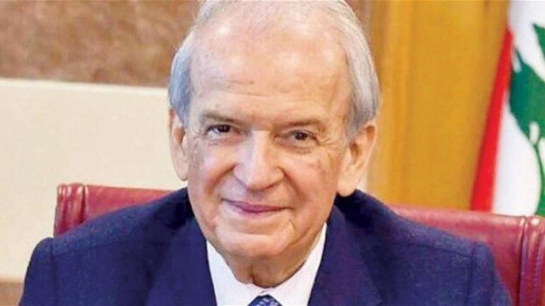مروان حماده تقدم بإستقالته من مجلس النواب