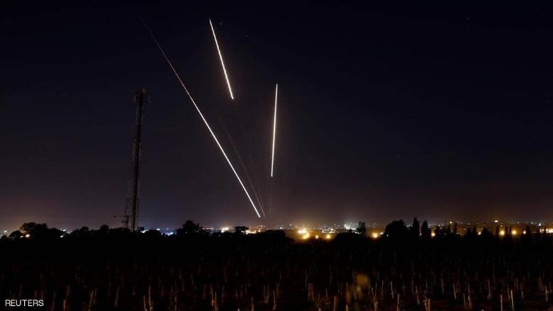 إسرائيل تستهدف مواقع لحماس في غزّة