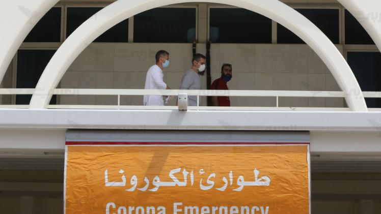 مستشفى الحريري: لدينا 24 حالة حرجة و83 مصابا قيد المتابعة