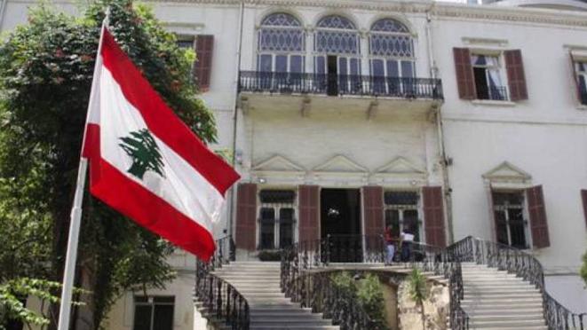 بالفيديو: إقتحام مبنى وزارة الخارجية