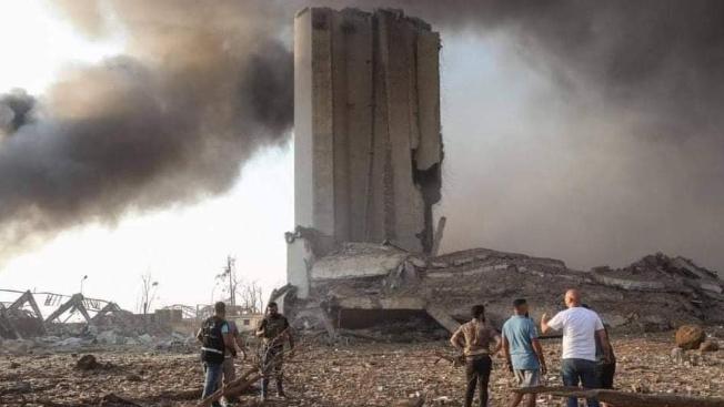 """نورا جنبلاط: بعد اربعة أيام على الانفجار هناك عشرات المفقودين... """"الله ينجيهم"""""""
