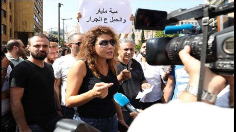 بالفيديو: بولا يعقوبيان تستقيل من المجلس النيابي