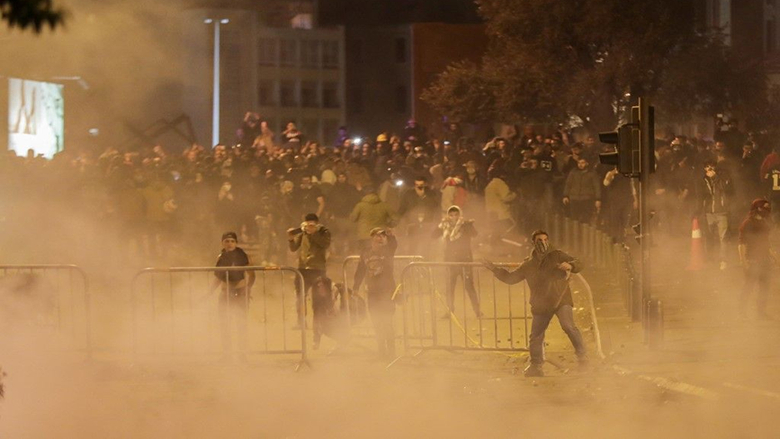 """""""التقدمي"""" يدين العنف بحق المتظاهرين: كأنّ اللبنانيين لا يكفيهم مآسٍ"""