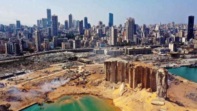 أربع ملاحظات على هامش الكارثة اللبنانية