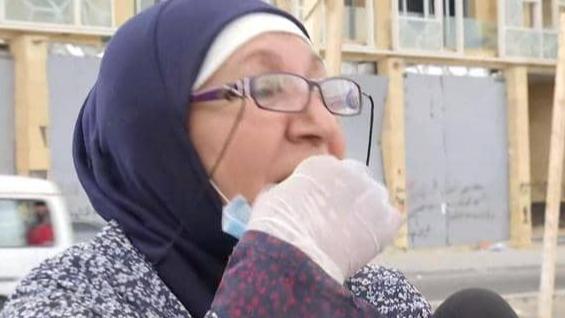 """بالفيديو: صرخة مؤلمة من بيروت.. """"فليتركوننا ومعاناتنا"""""""