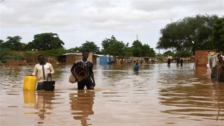 65 قتيلاً وأكثر من 300 ألف منكوب نتيجة فيضانات النيجر