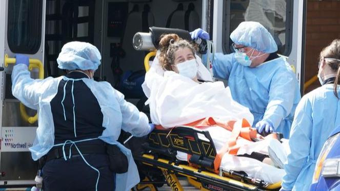 37451 إصابة جديدة بفيروس كورونا في الولايات المتحدة