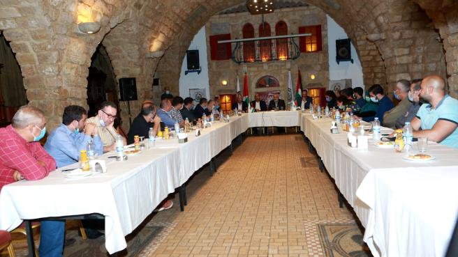 هنية: اجتماع الأمناء العامين للفصائل الفلسطينية كان ناجحاً