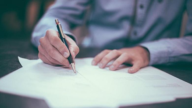 رفض التوقيع