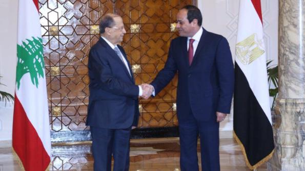 """""""حراكٌ مصريّ"""" على خط الحكومة... وهذا ما قالته مصادر دبلوماسية عربية!"""
