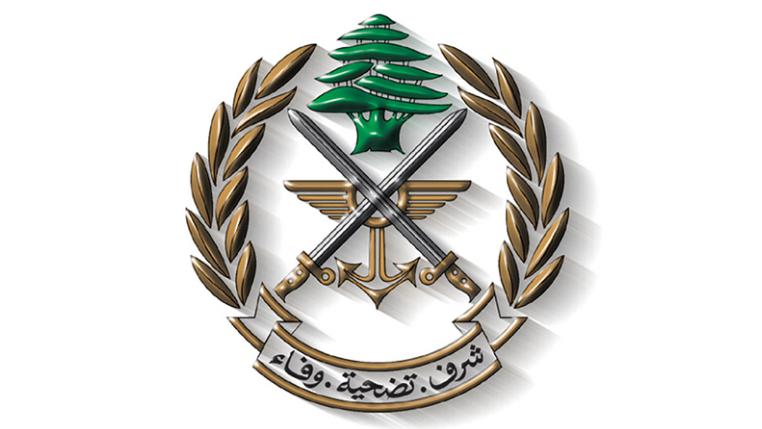 الجيش يعثر على أكثر من طن من المفرقعات في مرفأ بيروت