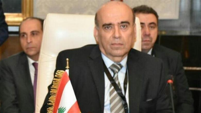 وهبه اتصل بالسلطات القبرصية وبقوات اليونيفيل لجلاء مصير المفقودين