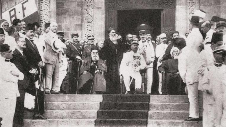 """""""فورين بوليسي"""" : هل يعود لبنان لما كان عليه عام 1920؟"""