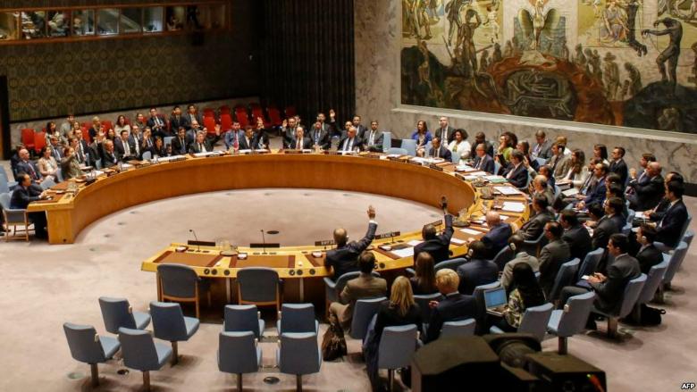 رفض أممي لقرار الولايات المتحدة في مجلس الأمن