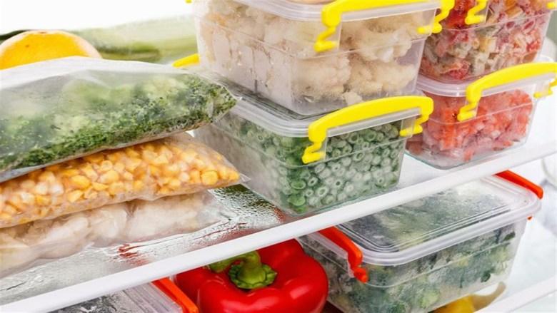 9 أطعمة تحتفظ بقيمتها الغذائية عند التجميد