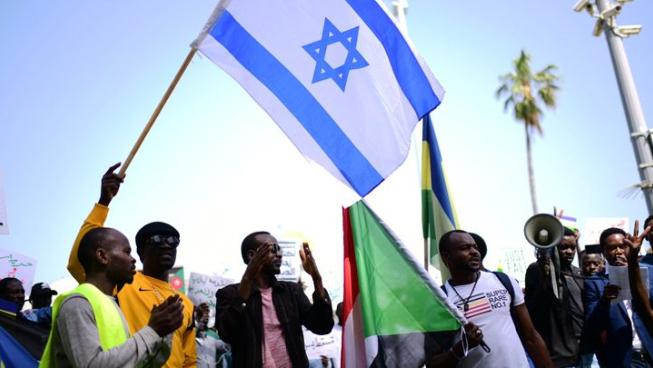 إجتماع حاسم في الإمارات.. شروط سودانية للتطبيع مع إسرائيل