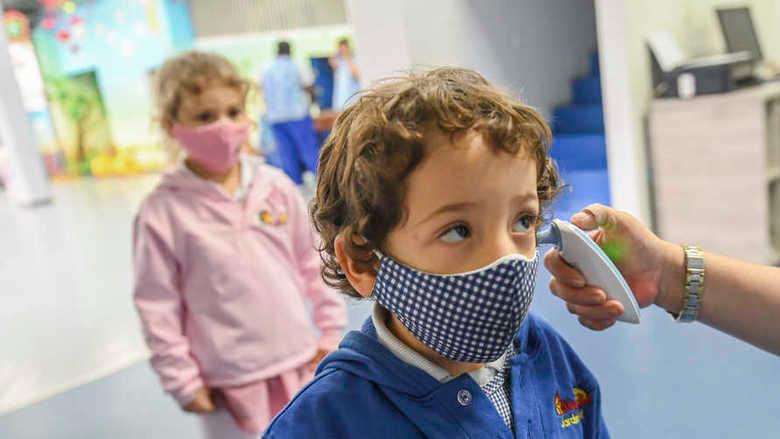 أبرز أعراض فيروس كورونا عند الأطفال