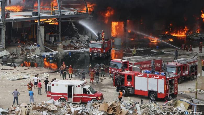 القاضي بو سمرا يستكمل تحقيقاته في حريق مرفأ بيروت الثلاثاء
