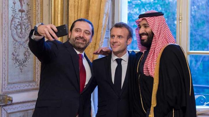 تحرّكٌ فرنسي - سعودي على خط الأزمة اللبنانية: الحريري نقطة توافق